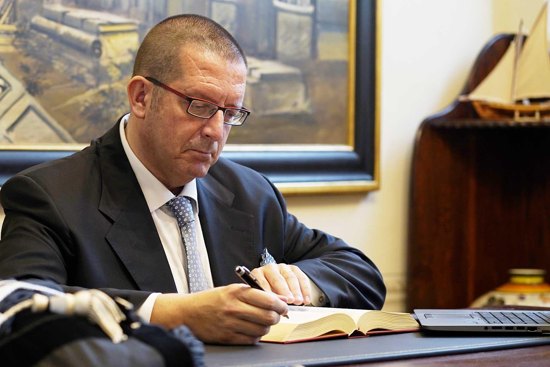 Avvocato Alberto Rizzo