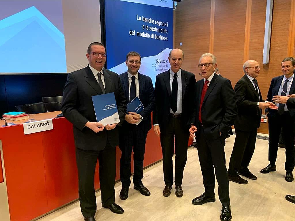 Alberto Rizzo, Marco Buttieri, Beppe Ghisolfi e l'Accademia di Educazione Finanziaria