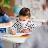 obbligo di mascherine a scuola